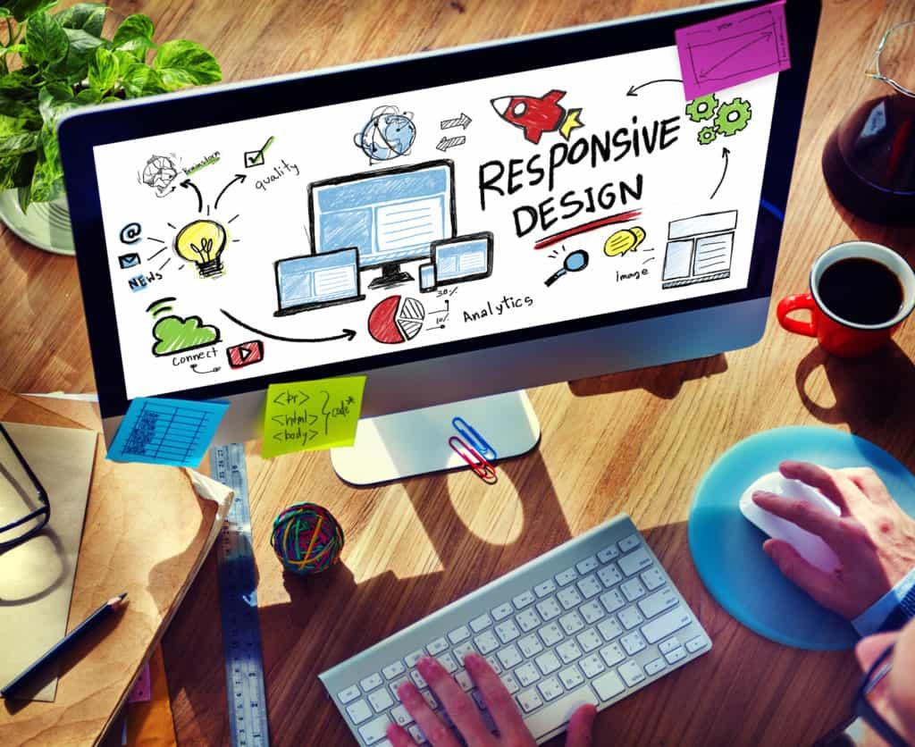 Pagina web Diseño web Responsive Internet Web Online